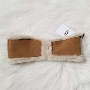 ⬇️ UGG Sheepskin Reversible Headband